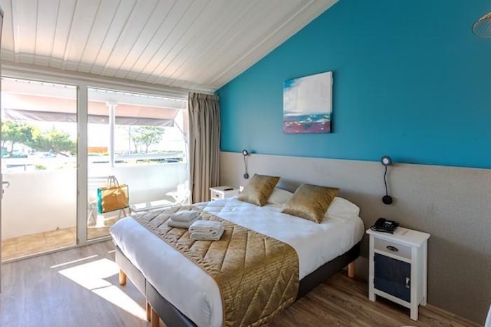 Chambre Confort vue Mer ou Piscine