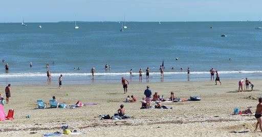 Où aller à la plage à Rivedoux-Plage ?
