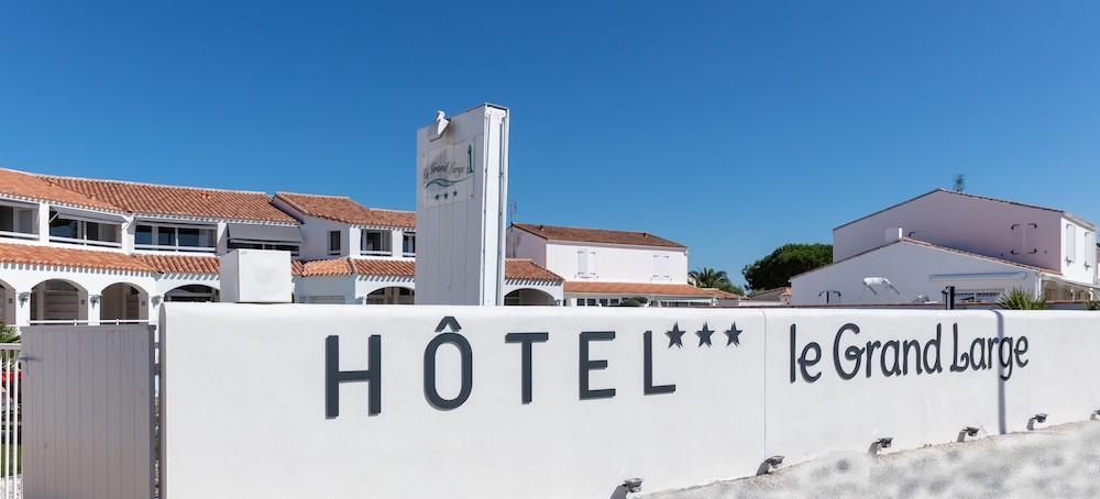 Hotel du Grand Large 2020 ile de Ré