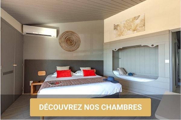 Hotel ile de ré - Hotel du grand large découvrez nos chambres pas chères